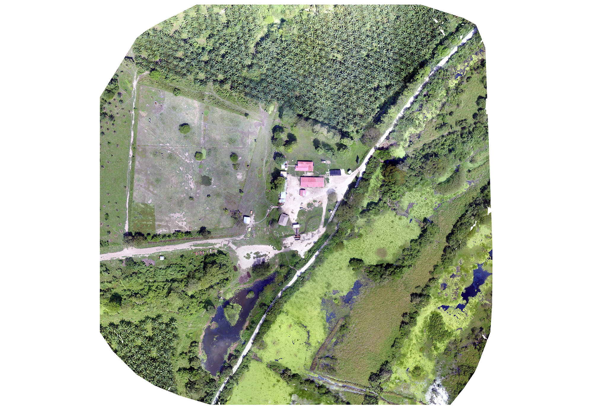 Levantamientos fotográficos con Drone